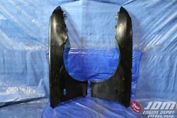 97 01 Honda Jdm Prelude Bb6 Bb8 Black Front Fenders Pick Up Only Jdm H22a