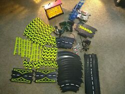 Artin 1/23 Scale Slot Car Set Great Working Condition...read...