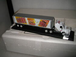 1/100 Matchbox Scania Semi Truck And Trailer Castlemaine Xxxx Beer Ccy07/b-m