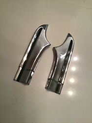 1963 Ford Galaxie Tail Side Trim Refurbished Show Condition