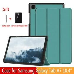Case For Samsung Galaxy Tab A7 10.4 Sm-t500/t505 Tablet Adjustable Folding