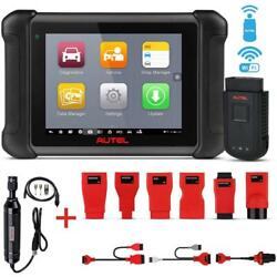 Autel Maxisys Ms906bt Obd2 Scan Tool With Ecu Coding Auto Scan Bi-directional