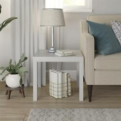 Side End Wooden Square Table Bedside Couch Coffee Tea Living Room Home Furniture