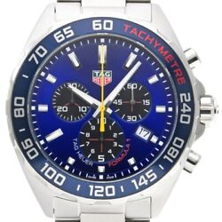 Free Shipping Pre-owned Tag Heuer Formula 1 Red Bull Racing Caz101ab.ba0842