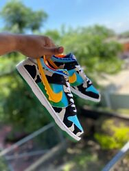 Nike Sb Dunk Low Pro Ben And Jerry's Chunky Dunky Size 11.5