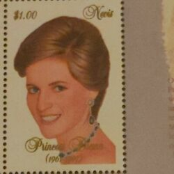 Stunning Princess Diana Collection Stamp Lot Uncirculated And Life-like, Get Yours