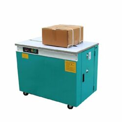 V0 New 110v Poly Plastic Band Strapping Tape Automatic Binding Packing Machine