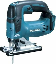 Makita 14.4v Cordless Brushless Electric Jig Saw Jv142dzk Body Only0683ey