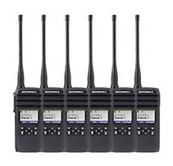 Motorola Dtr600 900mhz 30ch 2-way Radio. Replaces Dtr410 Dtr550 Dtr651 6 Pack
