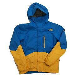 Men#x27;s The North Face TNF Steep Series Insulated Hooded Ski Jacket Medium Recco $89.95