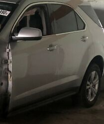 12-17 Chevrolet Equinox Front Driver Left Door Assembly Oem Privacy Tint Glass