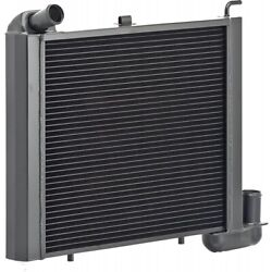 1963-1972 Corvette Radiator Direct-fit With Small Block And Manual Transmission