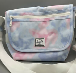 Supply Co. Grade Mini Crossbody Tie Dye Pink Rose Blue New With Tags