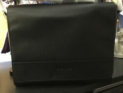 COACH Houston F68017 Messenger Leather Bag. Color Black. NEW. Free Shipping. $199.99
