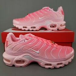 Nike Air Max Plus Atlanta City Special Pack Running Shoes Womens Size 11 Pink