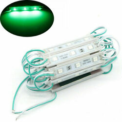 Usa 10-1000ft Green 5050 Led Module Store Front Light Waterproof Decor Lamp Only