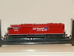 Bowser Ho 24352 Canadian Pacific Gmd Sd40-2f 9022 Dcc/sound Rtr New