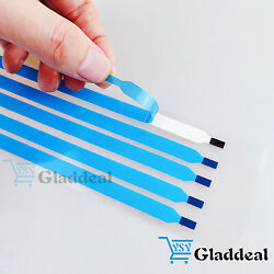 Pull Tabs Stretch Release Adhesive Strips For Lcd Screen Without Tabs - Set Of 5
