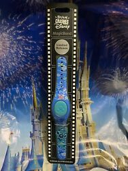Disney 2021 Stitch Crashes Little Mermaid April Magic Band Unlinked In Hand Now