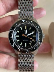 Ball Engineer Master Skin Diver Ii Automatic Date Watch