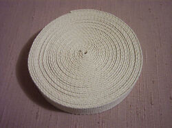 20 Feet Long 3/8 Inch Wide Wick For Oil And Kerosene Lamps Made In Usa  112820