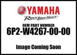 Yamaha Top Cowling Grapic S 6p2-w4267-00-00 New Oem