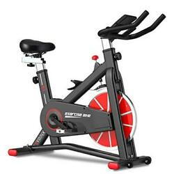 Exercise Bike Indoor Cycling Bike Stationary Bikes For Home Gym Fitness Black