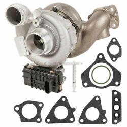 For 2007 Jeep Grand Cherokee Crd Garrett Turbo Kit W/ Turbocharger Gaskets Csw