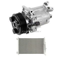 For Nissan Versa 2007-2010 Oem Ac Compressor W/ A/c Condenser And Drier Csw