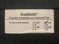 4 1/2andrdquo Propsmith Propeller Installation And Removal Tool