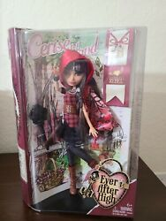 Ever After High Cerise Hood First Chapter Doll