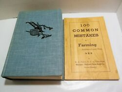 Lot Guide To Successful Farming And Common Farm Mistakes Agriculture Homesteading