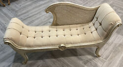 Antique Victorian Chaise Lounge Chair Pillow 1950's Pick Up Clifton Nj