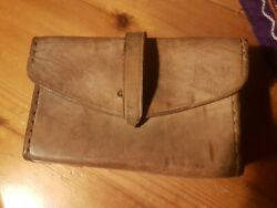 Ww1 First World War Army Webbing Pouch Dated 1918 Jewell G.h.s