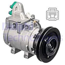 Delphi Ac Compressor For Mazda Ford B-serie Flatbed / Chassis Bt-50 3645825