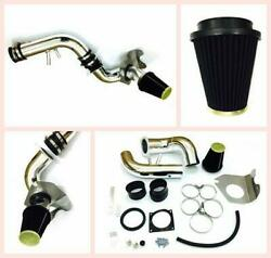 Cold Air Intake System For 1996-2004 Ford Mustang 4.6l V8 Bx-caik-21 Black
