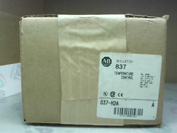 Allen Bradley 837-h2a /a Temperature Control Switch 110-200f - Factory Sealed