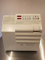 Refurbished Autoclave Ritter Midmark M9 Ultraclave Sterilizer Excellent Cond