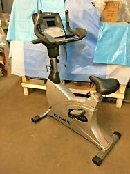 True Fitness Lc900 Upright Exercise Bike.
