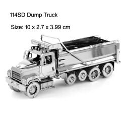 3d Toy Jigsaw Puzzle Diy Metal Vehicle Kids Adults Boys Girls Educational Puzzle