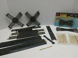 Atlas And Lionel Ho Scale Lot Crossings 90 30 Degree Snap Switch Rerailer No 0919