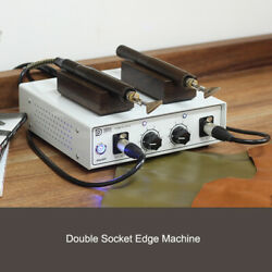 Electrical Leather Edger Electric Edging And Creasing Machine For Leather Edge