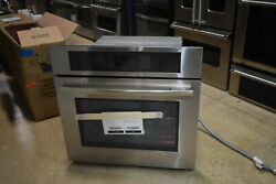 Jenn-air Jjw2330ws 30 Stainless Single Electric Wall Oven Nob 2356 Hrt