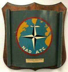 Wwii Us Army Air Force Nad Air Transport Command Insignia Shield