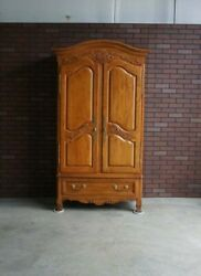 Armoire Country French Wardrobe Legacy Armoire By Ethan Allen