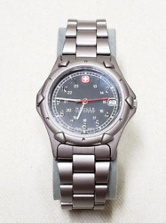 Vintage Early '90s Wenger Swiss Army S.a.k. Design / Running Now / 2 Times Usage
