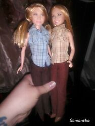 Mary Kate and Ashley Dolls Getting There $45.00