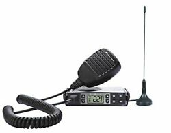 Midland Mxt105 Gmrs Two-way Radio With 15 Channels And 142 Privacy Codes