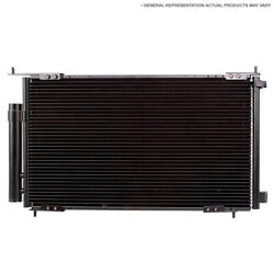 Left Driver Side Ac A/c Condenser For Acura Nsx 1991-2005 Dac