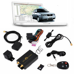 Tk103b Car Vehicle Gps/gsm/gprs Tracker Tracking Realtime System Device Safe